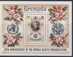 GRENADA FLEURS-OMS 1973 YVERT N°B27 NEUF MNH** - Other