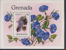 GRENADA FLEURS-PAPILLONS 1982 YVERT N°B101 NEUF MNH** - Other