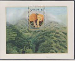 GRENADA  CHAMPIGNONS 1986 YVERT N°B153 NEUF MNH** - Mushrooms