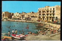 180a * INTERRESSANTE KARTE * MALTA * PRETTY BAY **!! - Malta