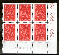 CD N° 2775** _27/8/92 - 1990-1999