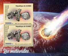 Guinea 2020  Meteorites S202102 - Guinea (1958-...)
