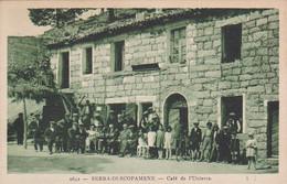 20 -- 2 A -- Serra-Di-Scopamène -- Café De L'Univers -- L'heure De L'apéro...ou De La Photo --- 3598 - Otros Municipios