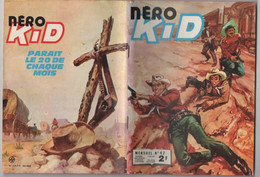 NERO KID N°  42 - Petit Format