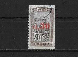 Madagascar Yv. 129 O. - Used Stamps