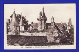 NEVEZ Chateau De Henan (Très Très Bon état) 8472 - Névez