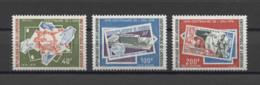 Cameroon UPU Stamp On Stamp POST 1974 Mi#780-782 MNH - Post