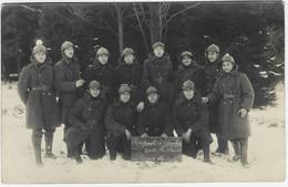 ARMEE BELGE - ELSENBORN : La Classe Novembre 1925 - Characters