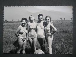 FEMMES MAILLOT DE BAIN DONNE COSTUME DA BAGNO WOMEN SWIMSUIT GAMBE LEGS JAMBES - Non Classificati