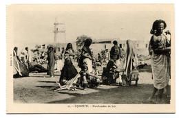 RC 20957 DJIBOUTI MARCHANDE DE LAIT CARTE POSTALE - POSTCARD - Djibouti