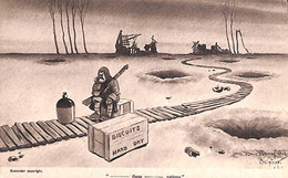 """""""Humour""""  ...these....rations.... (Bruce Bairnsfather) (fixed Price) - Humor"""