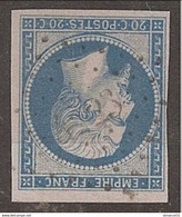LPC 4223  Montmélian Sur 14B TBE Cote  100€ - 1853-1860 Napoleon III