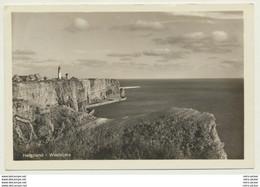 AK  Helgoland Westküste 1935 - Helgoland