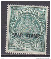 PGL DC0156 - BRITISH COLONIES ANTIGUA Yv N°38 * - 1858-1960 Kolonie Van De Kroon