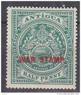 PGL DC0157 - BRITISH COLONIES ANTIGUA Yv N°39 * - 1858-1960 Kolonie Van De Kroon