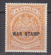 PGL DC0158 - BRITISH COLONIES ANTIGUA Yv N°40 * - 1858-1960 Kolonie Van De Kroon