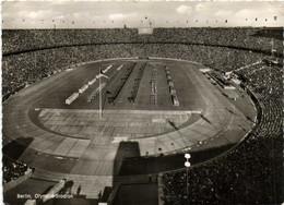 Berlin Olympia Stadion RV Beau Timbre 15 F Foucault - Otros