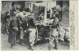 ARMEE BELGE YSER - 1915 : Cuisine Roulante Allemande Prise Par Les Belges - War 1914-18