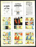 """Mini-récit N° 472 - """"CLINIQUE AZIMUTH"""" De VITTORIO Et CAUVIN - Supplément à Spirou - Non Monté. - Spirou Magazine"""