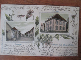 Gruss Aus  Ehrenstetten . Haus Zipfel - Other