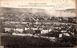 54 PONT Saint VINCENT - Vue Panoramique Et De Neuves Maisons   * - Altri Comuni