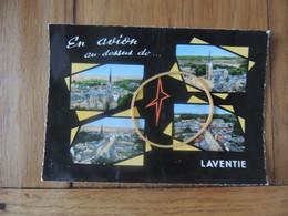 LAVENTIE - 4 VUES AERIENNE - Laventie