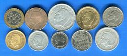 Monaco  10  Pieces - 1922-1949 Louis II
