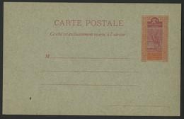 HAUT SENEGAL ET NIGER COTE 80 € Carte Entier Postal Neuve Type Méhariste. ACEP N° 4. TB. Voir Description - Covers & Documents