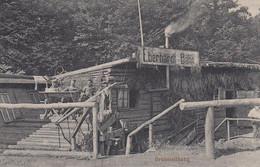 CARTE ALLEMANDE - GUERRE 14-18 -  EBERHARDT BAHN - DRAHT SEILBAHN - VOGESEN - STATION DU TÉLÉPHÉRIQUE - War 1914-18