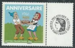 A - FRANCE 2007 **N°4081A X 2** - Gepersonaliseerde Postzegels
