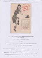 Document - Ww2 - Propagande Allemande - Tract - Allemagne - Alliés - La Mort - L'amour - 1939-45