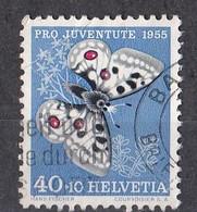 Schweiz 1955 - Mi.Nr. 622 - Gestempelt Used - Pro Juventute - Used Stamps
