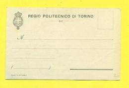 SCUOLE -  TORINO - POLITECNICO - Schools