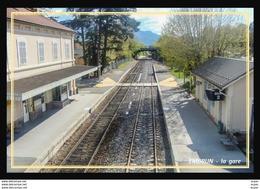 05  EMBRUN  ...  La  Gare .. Les  Quais ... - Embrun