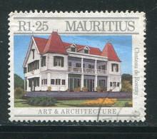 MAURICE- Y&T N°687- Oblitéré - Mauritius (1968-...)
