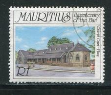 MAURICE- Y&T N°673- Oblitéré - Mauritius (1968-...)