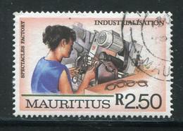 MAURICE- Y&T N°683- Oblitéré - Mauritius (1968-...)