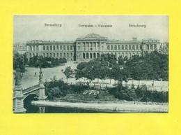 SCUOLE - STRASSBURG - UNIVERSITA' - Schools