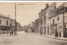 REIMS  Rue De Neufchatel - Reims