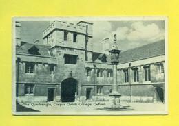 SCUOLE - OXFORD - UNIVERSITA' - Schools