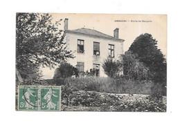 87 - AMBAZAC : Ecole De Garçons - Ambazac