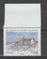 """FRANCE / 2011 / Y&T N° 4562 ** : """"Touristique"""" (Varengeville-sur-Mer - Seine Maritime) X 1 BdF Haut - Nuevos"""