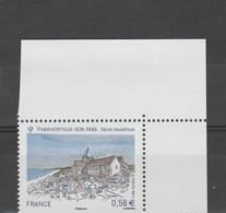 """FRANCE / 2011 / Y&T N° 4562 ** : """"Touristique"""" (Varengeville-sur-Mer - Seine Maritime) X 1 CdF Sup D - Nuevos"""