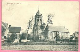 C.P. Knokke   =   Eglise  Ll - Knokke