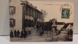 Badevel (25) Café Du Vallon Et Le Pont.19.. (animée ,enfants,café...)(S15-21)2 - Autres Communes