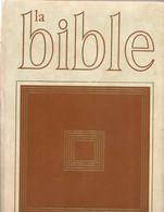 LA BIBLE LIVRE DE PARIS 1974 TOME 5 ANCIEN TESTAMENT - Encyclopaedia
