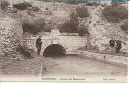 COUDOUX - Canal De MARSEILLE - Other Municipalities