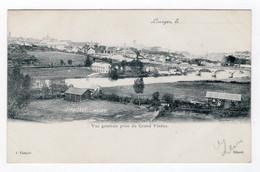87 HAUTE VIENNE - LIMOGES Vue Générale Du Grand Viaduc, Pionnière - Limoges