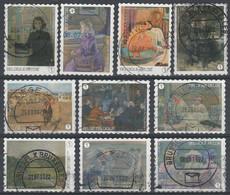 4323/4332 Théo Van Rysselberghe Oblit/gestp - Used Stamps