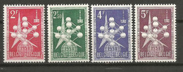 Timbre Belgique En Neuf **  N 1008 / 1010 - Unused Stamps